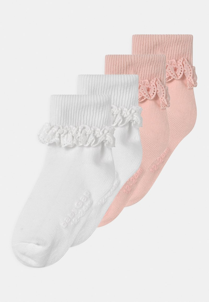 GAP - TODDLER 4 PACK UNISEX - Socks - multi
