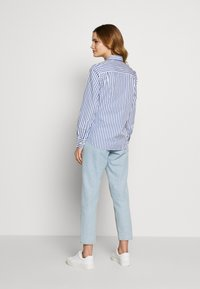 GANT - THE BROADCLOTH STRIPED - Camicia - bright cobalt - 2