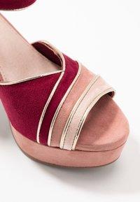 XTI - Sandalen met hoge hak - nude - 2