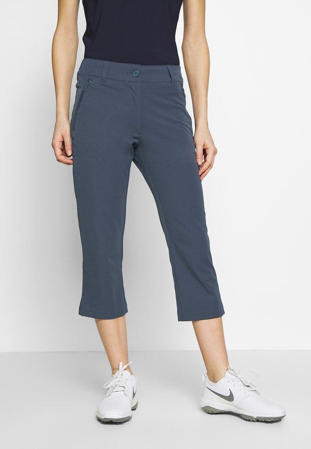 ARKOSE CAPRI - Pantalon 3/4 de sport - navy