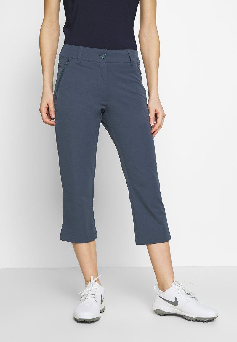 Calvin Klein Golf - ARKOSE CAPRI - 3/4 sports trousers - navy