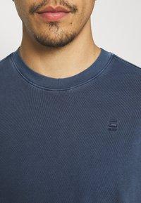 G-Star - LASH  - Basic T-shirt - dark blue - 4