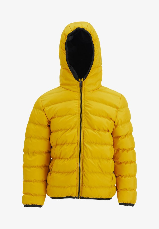 Winterjacke - yellow