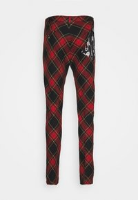 Twisted Tailor - AWLESTON SUIT - Oblek - red - 4