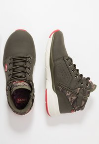 Levi's® - NEW ASPEN MID - Sneakers high - khaki - 0