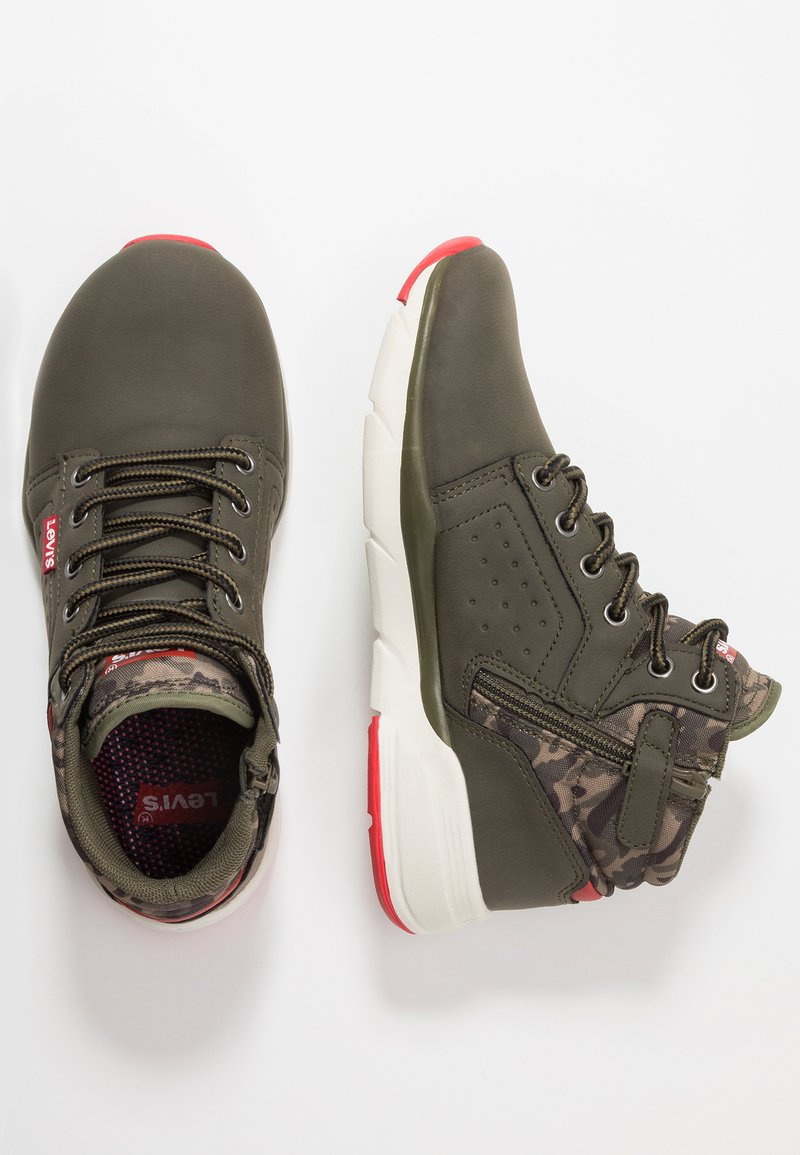 Levi's® - NEW ASPEN MID - Sneakers high - khaki
