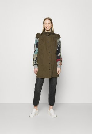 MICKEY - Manteau court - green