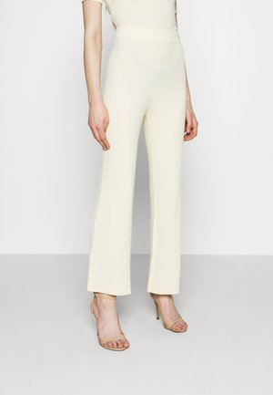 AUBREY TROUSER - Trousers - cream