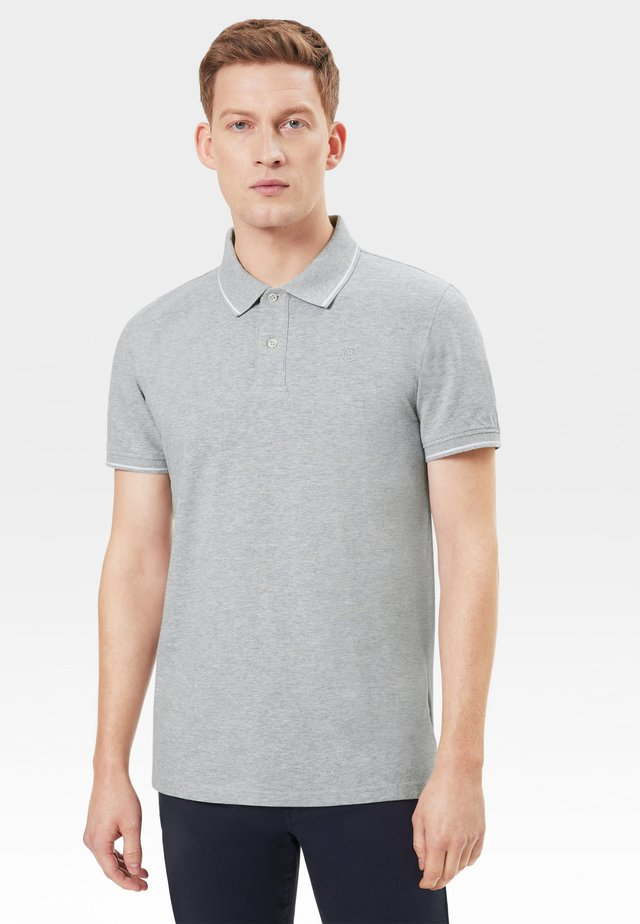 LIGOS - Polo - light grey