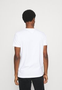 Tommy Hilfiger - MINI STRIPE - Print T-shirt - white - 2