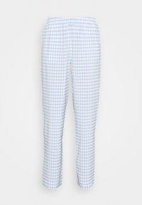 ENCORIANDER PANTS - Pantaloni - sky blue