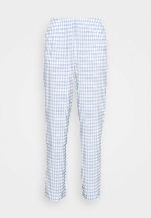 ENCORIANDER PANTS - Kalhoty - sky blue