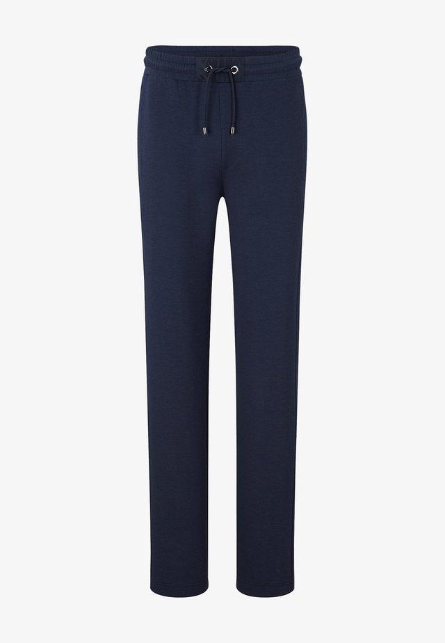 MATT - Spodnie treningowe - navy blau