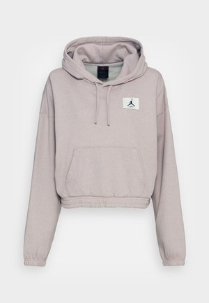 ESSEN HOODIE - Sweatshirt - moon particle/thunder grey