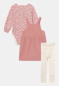 Marks & Spencer London - BABY DRESS SET - Legging - pink mix - 1