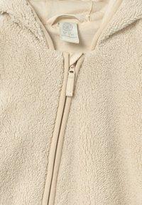 Lindex - PILE UNISEX - Jumpsuit - light beige - 3
