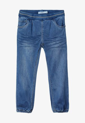 BAGGY FIT - Relaxed fit jeans - medium blue denim