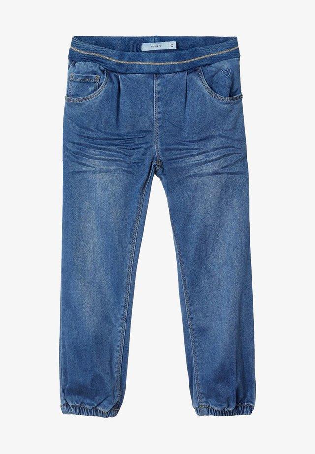 BAGGY FIT - Jean boyfriend - medium blue denim