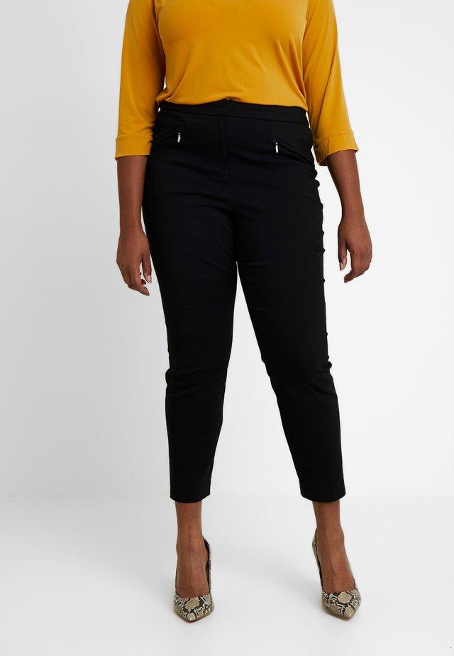 BENGALINE TROUSER - Pantalon classique - black