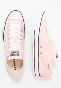 Converse - CHUCK TAYLOR ALL STAR - Sneaker low - storm pink - 1