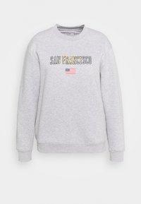 SAN FRAN CREW - Sweatshirt - grey