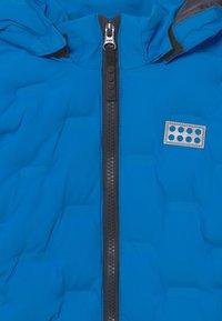 LEGO Wear - JIPE UNISEX - Kurtka snowboardowa - blue - 3