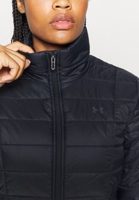 Under Armour - INSULATED JACKET - Chaqueta de invierno - black - 6