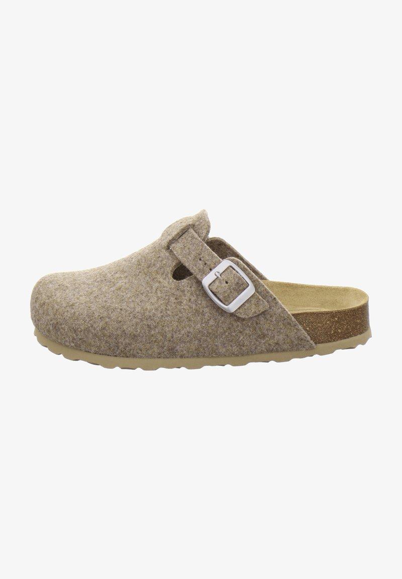AFS Schuhe - FILZHAUSSCHUH - Slippers - natur