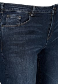 Zizzi - AMY  - Slim fit jeans - blue - 3