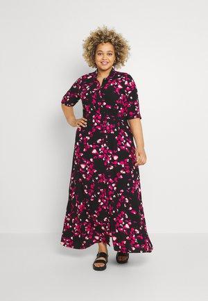 VMNORAESTHER  DRESS - Maxi dress - black