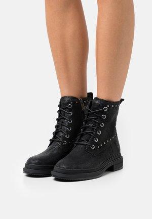 LISBON LANE BOOT - Lace-up ankle boots - black