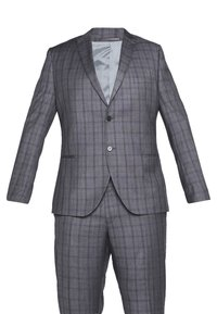 Isaac Dewhirst - CHECK SUIT PLUS - Costume - grey - 0