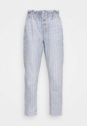 MOM - Jeans slim fit - retro indigo