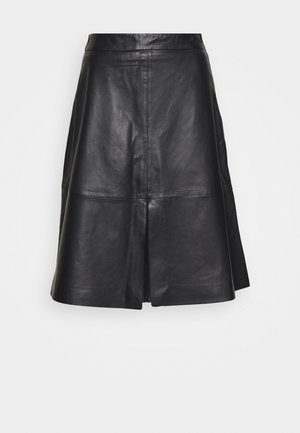LAURENE SKIRT - A-line skirt - black