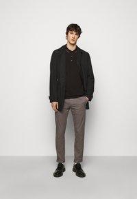 HUGO - MIDAIS - Short coat - black - 1