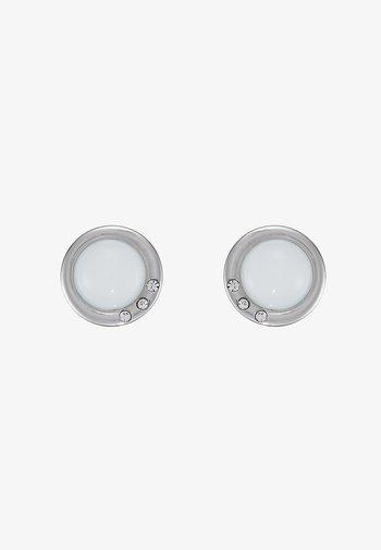 SEA GLASS - Korvakorut - silver-coloured