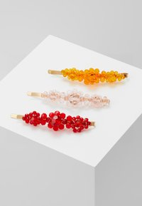 ONLY - Hair styling accessory - gold-coloured/rose-yellow-red - 0