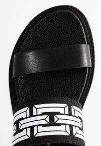 United Nude - Sandals - black - 4