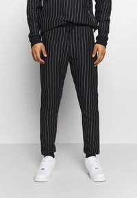 Only & Sons - ONSPIN STRIPE TRACKSUIT - Bluza z kapturem - outer space - 3
