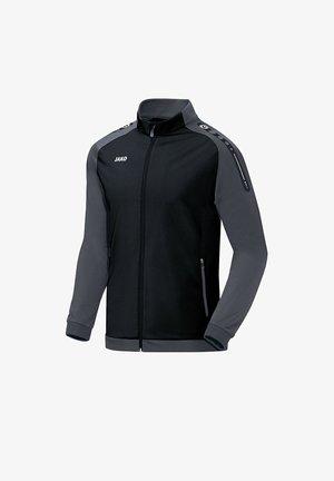 FUSSBALL - TEAMSPORT TEXTIL CHAMP KIDS - Training jacket - schwarzgrau