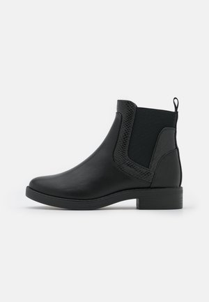 ONLBIBI MIX ELASTIC BOOT  - Nilkkurit - black