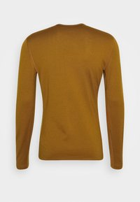Icebreaker - MENS 260 TECH CREWE - Long sleeved top - curry - 1