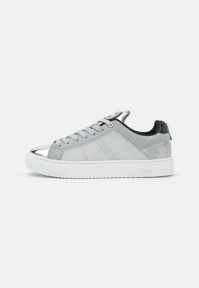 BRADBURY PUNK - Sneakers laag - silver