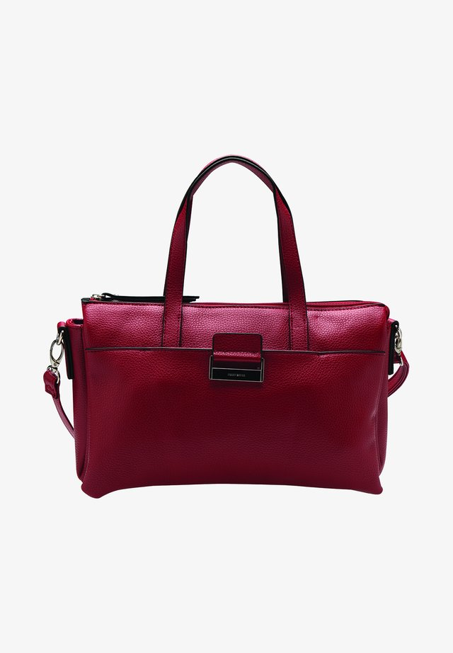 TALK DIFFERENT II - Handbag - red