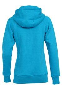 Winshape - Zip-up hoodie - sky blue - 3