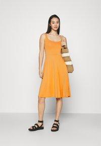 Ragwear - TRISHA - Jersey dress - yellow - 1