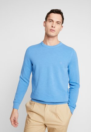 STRUCTURED CREW NECK - Jumper - pacific coast