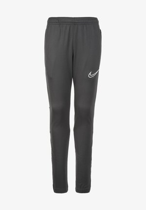Tracksuit bottoms - anthracite/white