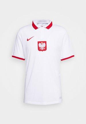 POLEN - National team wear - white/sport red