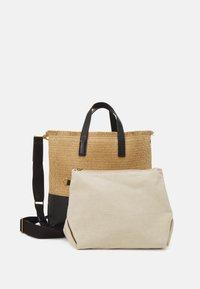 PARFOIS - SHOPPER BAG AKUA SET - Handbag - black - 2